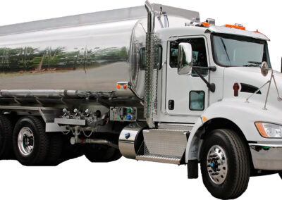 New Fuel Oil Delivery Truck (SOLD)
